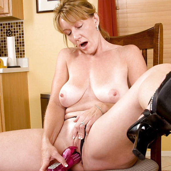 Horny Milf Samantha Stone Loves Her Vibes You Got Porn